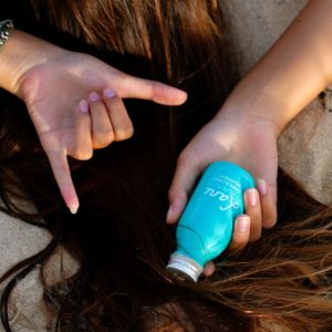 Tropical Hair Treatment - travel essentials