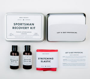 Sportsman Recovery Kit - gifts for him