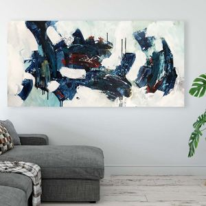 Large Original Graffiti Abstract Painting - paintings
