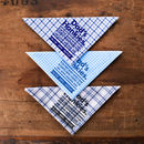 Best Dad Personalised Message Handkerchiefs