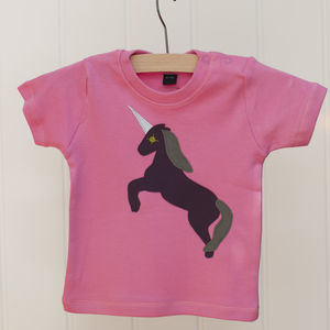Baby Unicorn T Shirt