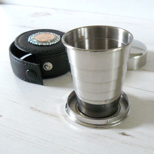 Birthday Coin Travel Drinks Cup - drink & barware