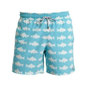 Boy's Fish Swimming Trunks - clothing