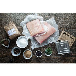 Bacon Cure And Smoke Kit