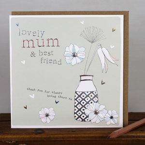 Mother's Day Card For Mum