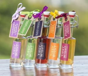 Summer Collection Set Of Five Vodkas - vodka
