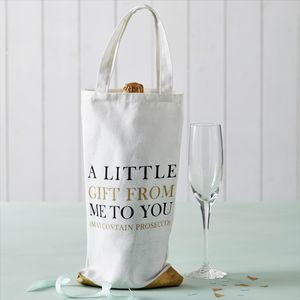 May Contain Prosecco Gift Bag - mother's day cards & wrap