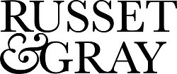 The Russet & Gray logo!