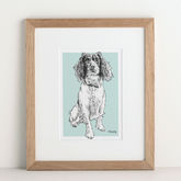 Bespoke Pet Portrait - prints & art