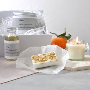 Personalised Bath And Body Gift Collection