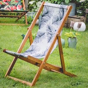 Classic Deckchair - what's new