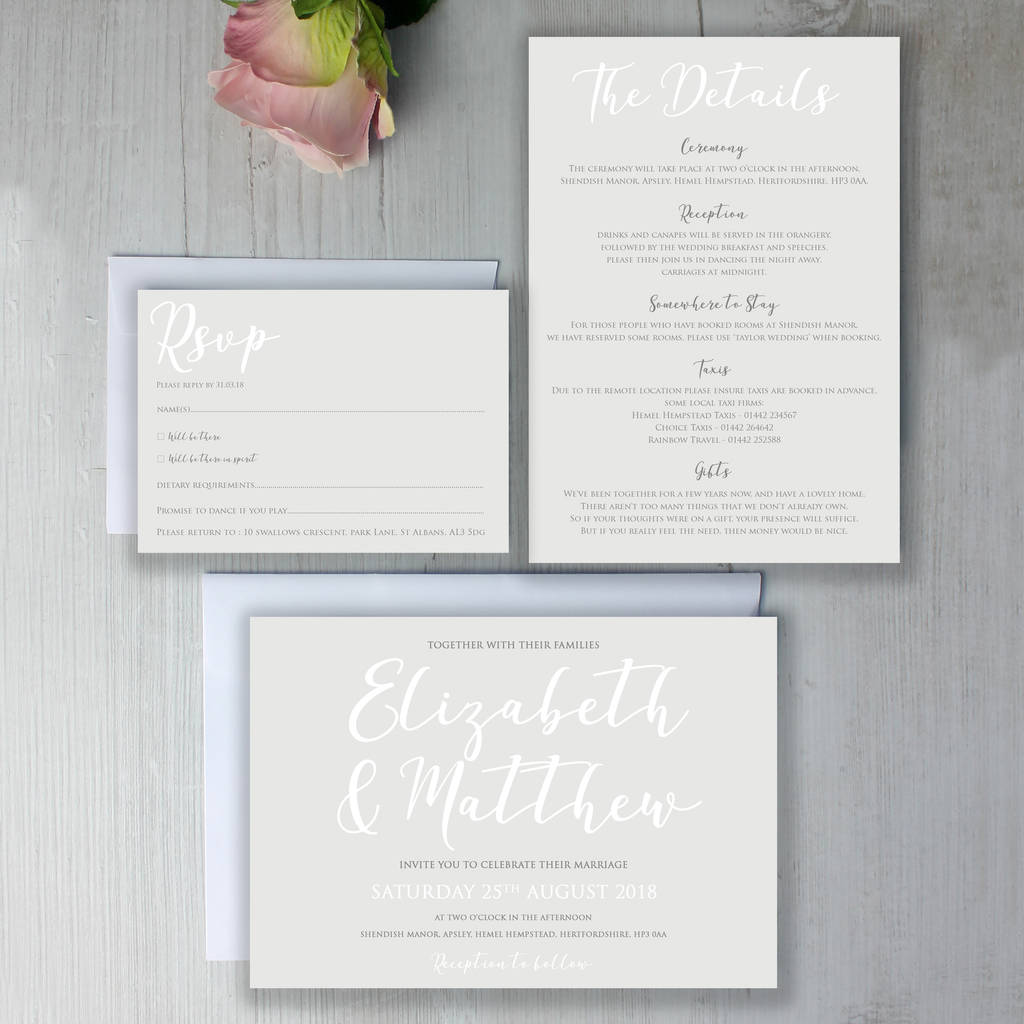 Superb Blush Pink Wedding Invitations Wedding Ideas