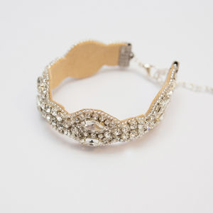 Vanderpump Crystal Bridal Cuff