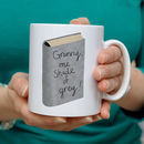 Granny, One Shade Of Grey Mug