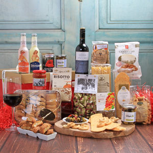 Cosi Fan Tutte Italian Hamper - food hampers