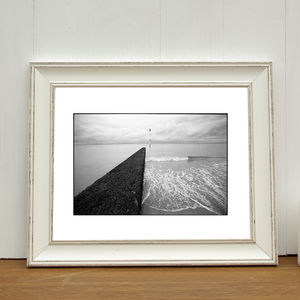 Geometry, Palm Beach, Margate Photographic Art Print