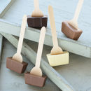 Hot Chocolate Spoon Selection