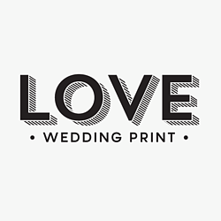 Love Wedding PRint
