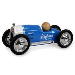 Personalised Mini Metal Toy Cars