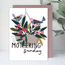 With Love Mothering Sunday Birds
