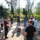 Blacksmithing Stag Party At Oldfield Forge
