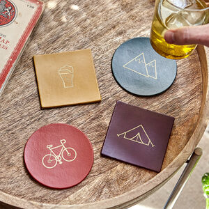 Personalised Symbol Hobby Coaster