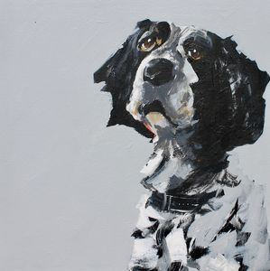 An Original Painting Of Your Dog