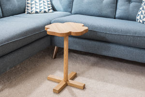 Lucky Oak Side Table - side tables