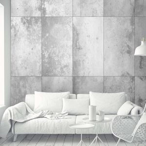 Concrete Panel Wallpaper By Woodchip And Magnolia - home decorating