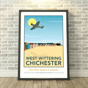 West Wittering, Chichester, West Sussex Print