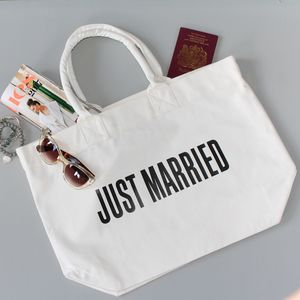 Just Married Bag - totes