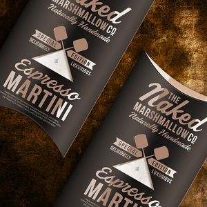 Espresso Martini Gourmet Marshmallows