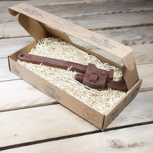 Chocolate Monkey Wrench Gift Box