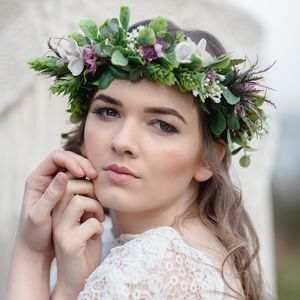 Eden Flower Crown