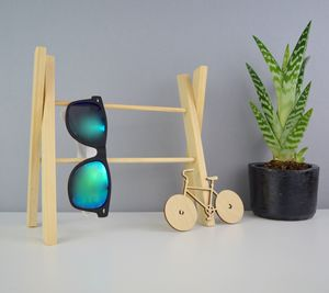 Sunglasses Holder For Bike And Bicycle Glasses - storage & organisers