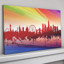 London Skyline Cityscape Print