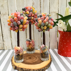 Personalised Jelly Baby Sweet Tree - sweets