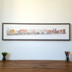 Guildford High Street Limited Edition Print