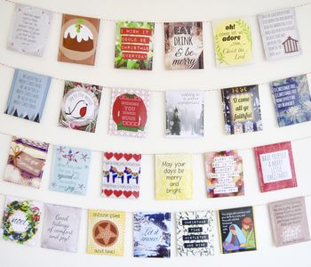 *New* Advent Calendar Tea Gift
