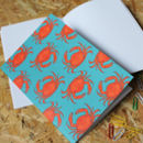 Crab Recipe Notebook
