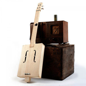 Build Your Own Cigar Box Guitar Kit - music-lover