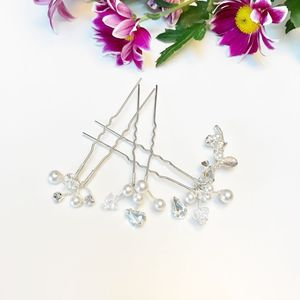 Bridal Hair Pins New 'Lexi' Hair Pins Set Of Three