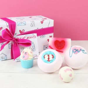 'Jar Of Hearts' Bath Gift Set - whatsnew