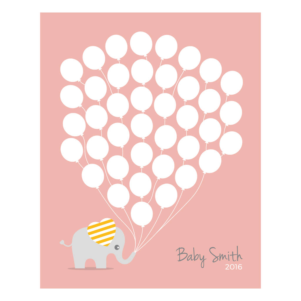 It's just an image of Agile Baby Shower Guest Book Printable