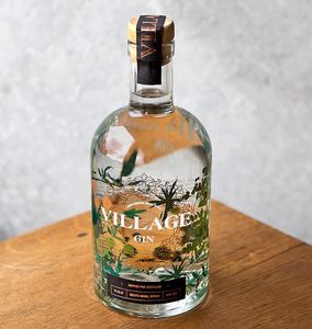 Village Gin In A Gift Box - gifts for her