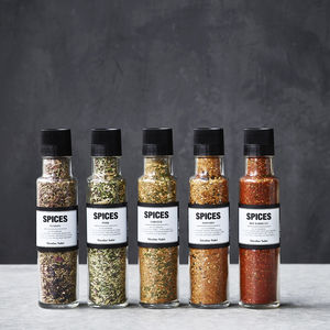 Cooking Spices - new in food & drink