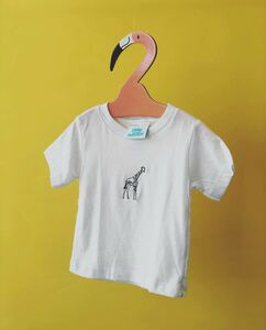 Embroidered Childrens T Shirt