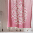 Pineapple Hammam Towel