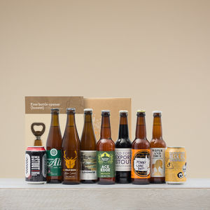 Staples – Craft Beer Gift Case - beer & cider