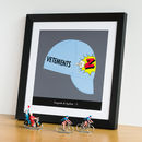 Greg Lemond Z Cycling Cap Print